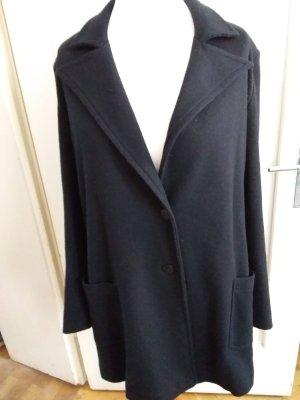 Kathleen Madden Short Coat black mohair