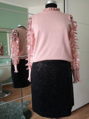 Prada Minifalda negro poliamida