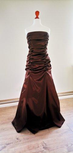 Robe empire multicolore tissu mixte