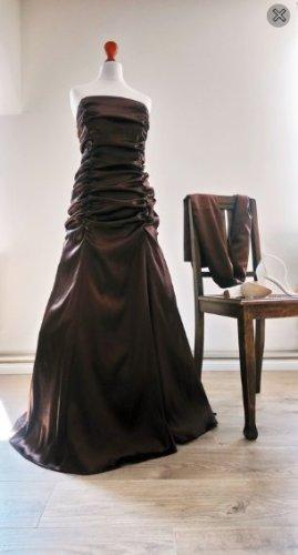 Corsage Dress multicolored mixture fibre