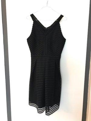 Vero Moda Sukienka z rękawem balonowym czarny