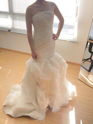 Unbekannte Marke Suknia ślubna biały
