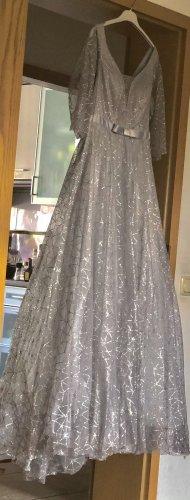 A-Z Vestido de baile gris claro