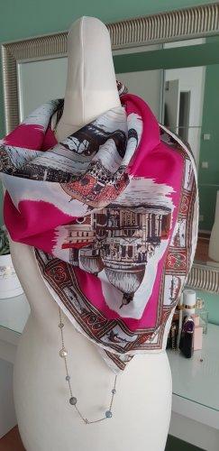 ❗❗Traumhaftes Halstuch mit Venedig-Muster..wie NEU ❗❗