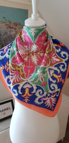 Pañoleta multicolor Poliéster