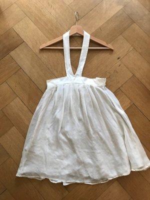 Kaviar Gauche Vestido bustier blanco puro
