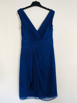 Traumhaftes Kurzes Kleid in Blau