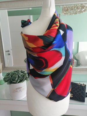 Silk Cloth multicolored silk