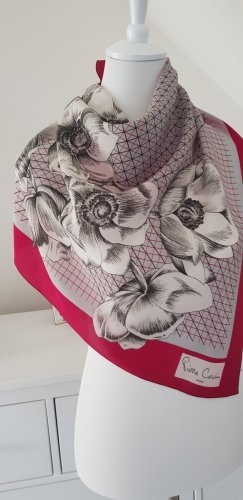 Pierre Cardin Silk Cloth multicolored silk