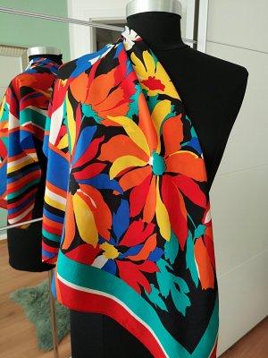 keine Marke Silk Cloth multicolored silk