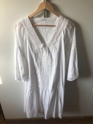 copo de nieve Summer Dress white