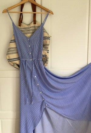 Traumhaftes Sommerkleid mit Streifen