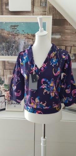 Trussardi Sweat Shirt multicolored cotton