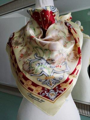 Pierre Balmain Neckerchief primrose-red polyester