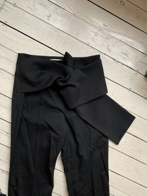 Dorothee Schumacher Pantalón de pinza alto negro
