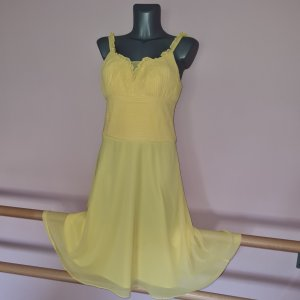 Heine Chiffon Dress multicolored