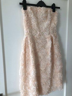 Traumkleid - festliches ZARA Kleid mit Rosen aus Spitze