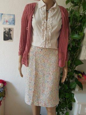 Principessa Jupe en laine multicolore laine
