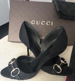 Traumschuhe von Gucci, Gr. 38,5