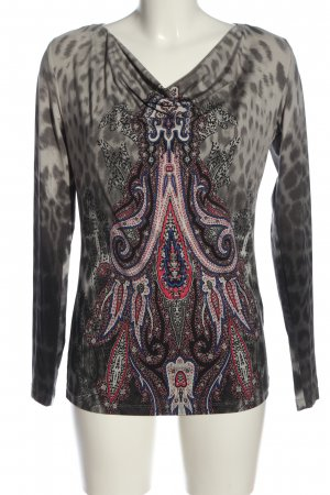 Travel Couture by Heine Blouse à manches longues motif animal