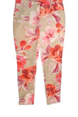 Travel Couture by Heine Pantalon en jersey motif de fleur style décontracté