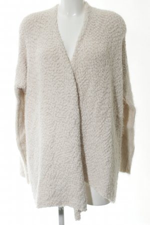Travel Couture by Heine Strick Cardigan wollweiß Casual-Look