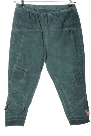 Tredy 7/8 Length Trousers blue casual look