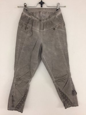 Tredy Pantalone a 7/8 grigio Viscosa