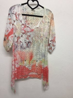 Tredy Long Sleeve Blouse multicolored polyester
