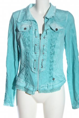 Tredy Blouse Jacket blue casual look