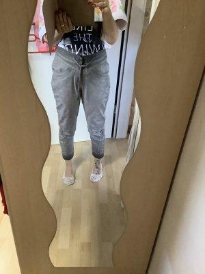 Tredy 3/4 Length Trousers grey