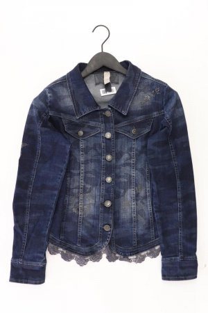 Tredy Jeansjacke Größe 40 neuwertig blau aus Baumwolle
