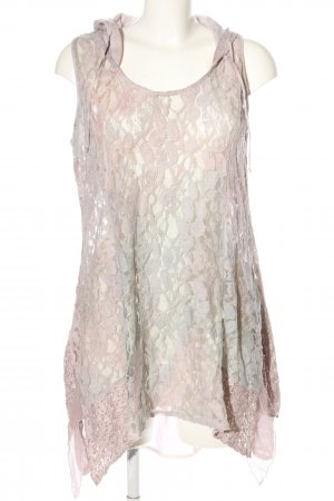 Tredy Sukienka z kapturem jasnoszary W stylu casual