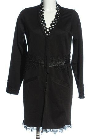 Tredy Short Coat black elegant