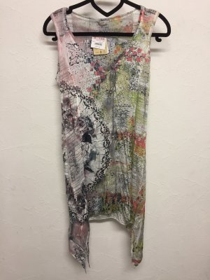Tredy Top long multicolore polyester