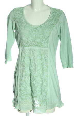 Tredy Minikleid grün Casual-Look