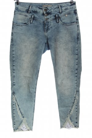 Tredy Tube Jeans blue casual look