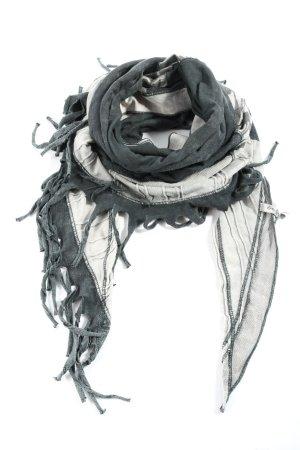 Tredy Chusta na ramiona jasnoszary-czarny W stylu casual