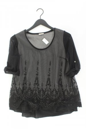 Tredy T-Shirt black polyester