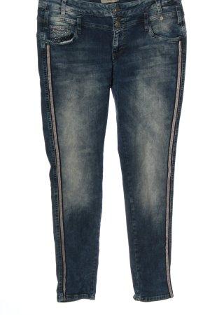 Tredy Slim Jeans blau Casual-Look