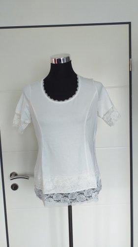Tredy Camicia a tunica bianco