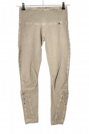 Tredy Stoffhose creme Casual-Look