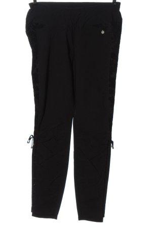 Tredy Stretch broek zwart casual uitstraling
