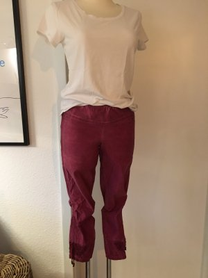 Tredy Stretch Trousers purple-brown violet