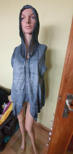 Tredy Sweat Jacket cornflower blue