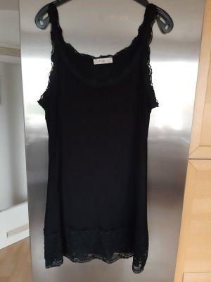 Tredy Trägerkleid schwarz