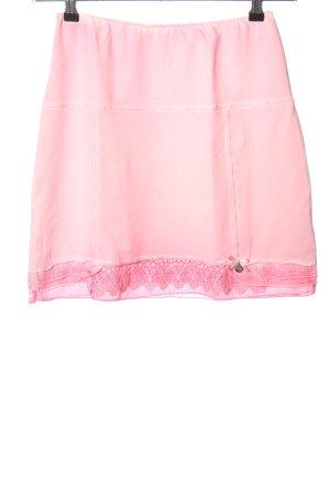 Tredy Sottogonna rosa elegante