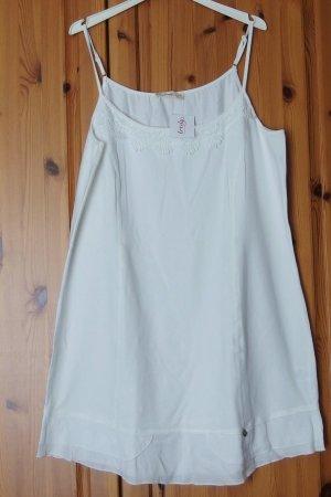 Tredy Unterrock Sommerkleid in weiß neu mit Etikett