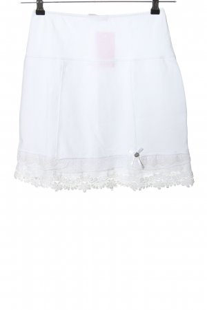 Tredy Underskirt white casual look