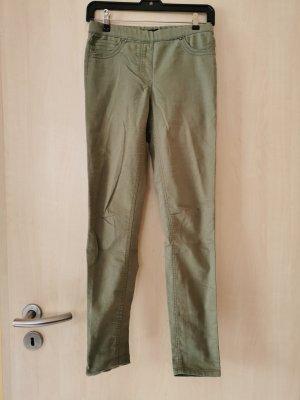 H&M Tregging gris vert-kaki